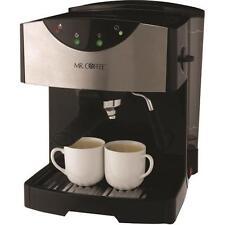 Mr. Coffee ECMP50-NP Pump Espresso Machine