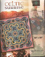 Celtic Sunrise 2014 Paper Piecing Pattern by Judy Niemeyer