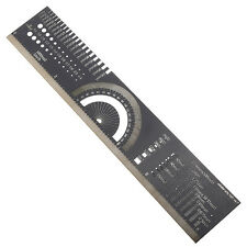21cm Multifunctional PCB Ruler Measuring Tool Resistor Capacitor Chip IC SMD Dio