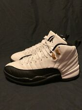 "best website ad49a 221f6 Nike Retro Air Jordan CDP XII 12 ""Taxi"" Men s Size 10.5 130690-109"