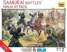 Zvezda 6420 - Samurai Battles, Ninja Attack -  Historical Wargame