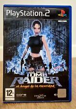 Juego/Game lara Croft Tomb Raider el Angel de la Oscuridad ps 2 PlayStation 2