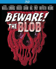 Beware The Blob (1972) Aka Son Of Blob Blu-ray. Played once.  MINT