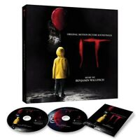 IT (ORIGINAL MOTION PICTURE SOUNDTRACK) - OST/WALLFISCH,BENJAMIN  2 CD NEU