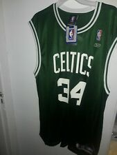 Paul Pierce Boston Celtics Adidas basketball Jersey NBA uniform shirt NEW ~~ M