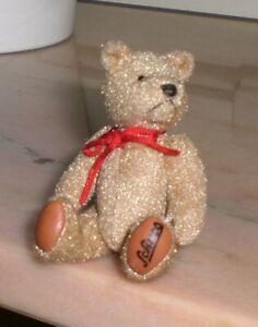 SCHUCO MINIATURE TEDDY BEAR OLD