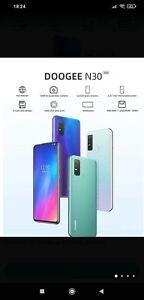 DOOGEE N30 (2020) MÓVIL LIBRE 4GB RAM + 128GB ROM ANDROID 10 SMARTPHONE 4G NUEVO