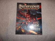 D&D D20 Paizo Pathfinder Demons Revisited