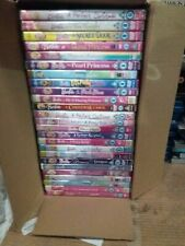 Wholesale 25 BARBIE DVDS SEE PICTURE