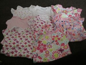 (LOT 24) BABY GIRLS CLOTHES BUNDLE SIZE 12-18 MONTHS