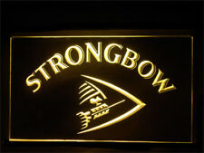 J384Y Strongbow Beer For Pub Bar Display Decor Light Sign