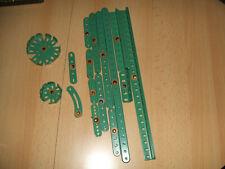 Märklin Metallbaukasten Winketräger/lFlachbänder usw. Pulver beschichtet Top