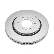 Disc Brake Rotor-EvolutionGenuine Geomet(R) CoatedBrake Rotor Front Power Stop