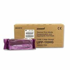Sony UPP-110HG High Gloss   Ultrasound Paper