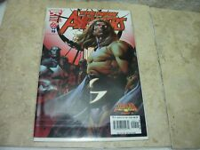 MARVEL COMICS THE NEW AVENGERS DIRECT EDITION #9 SENTRY PART 3  IN PLASTIC