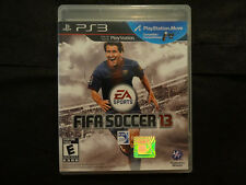 FIFA Soccer 13 Sony PlayStation 3 Ps3  2012 Complete Excellent Disc