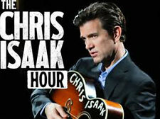 THE CHRIS ISAAK HOUR, 4 DVDs,  8 EPISODES. 2009 - CAT STEVENS, MICHAEL BUBLE