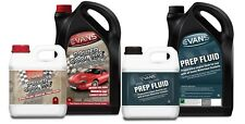 EVANS WATERLESS COOLANT CONVERSION KIT, 7 Ltrs POWER COOL 180 + 7 Ltrs PREP