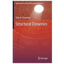 Structural Dynamics 2 by Einar N. Strømmen (2013, Hardcover)