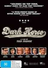 Todd Solondz DARK HORSE DVD (2012) out of print VERY GOOD