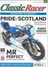CLASSIC RACER No.163 S/Oct 2013(NEW COPY)*Post included to UK/Europe/USA/Canada