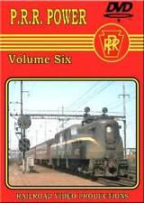 Pennsylvania Railroad Power Volume 6 DVD NEW PRR Long Island Hudsun & Manhattan