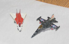LOT /2 DIECAST AIRPLANES FIGHTER JETS IMPERIAL LESNEY