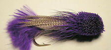 Zoo Cougar Streamer Purple #2  Big Trout