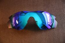 PolarLenz POLARIZED Ice Blue Replacement Lens for-Oakley M2 Frame sunglasses