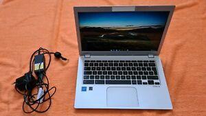 "Toshiba Chromebook 2 Notebook 1080p Intel Layout UK 4GB RAM 16GB ROM 13"" Webcam"