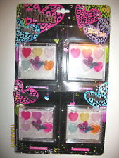PARTY DIVA Set of 4 LIP GLOSS COMPACTS, each containing 6 lip glosses