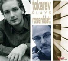 Tokarev Plays Rosenblatt 4260123641375 by Zagorinsky CD