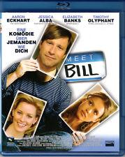 Meet Bill , Blu_Ray Region B/2 , new & sealed , Jessica Alba , Aaron Eckhart