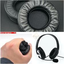 Super Thick Soft Memory Foam Pads Cushion For Microsoft LifeChat LX-3000 Headset