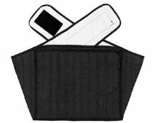 Hotties Soothing Backwrap Microwavable Heat Wrap for Lower Back Pain - Black