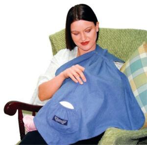 Gabriel breast Feeding Pad Break Away, 3-in-1 Baby Feeding Veil Cover-up (G75)