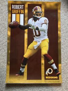 NFL Poster Robert Griffin III - Washington Redskins  Trends International