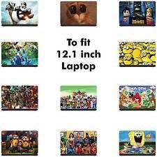 Piel de vinilo Laptop 12.1 in (approx. 30.73 cm) Toon/Calcomanía/Pegatina/Cubierta-somestuff 247-LP10