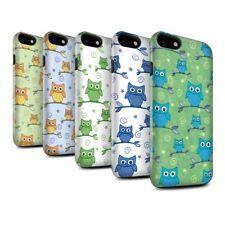 Housses et coques anti-chocs blancs brillants iPhone 7 pour téléphone mobile et assistant personnel (PDA)