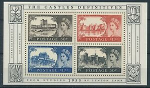 [22059] Great Britain 2005 royalty good sheet very fine MNH