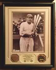 Babe Ruth-Game Used Bat Highland Mint Limited Edition #315 ((RARELY SEEN PHOTO))