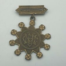 Vintage Royal Arcanum VMC Part Or Piece Of A Badge? Medal NO PIN Not Sure  S6