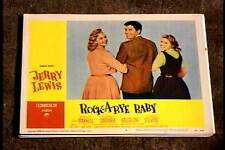 ROCK A BYE BABY 1958 LOBBY CARD #5 JERRY LEWIS