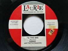 "GERRY & THE PACEMAKERS - I'm the One / How Do You Do It? RARE 1964 7"" Laurie"