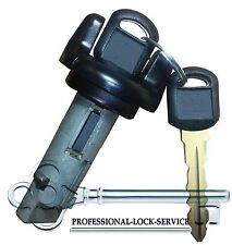 Chevy GMC Pickup 1995-97 Ignition Key Switch Lock Cylinder Tumbler Barrel 2 Keys