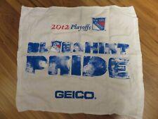 "New York Rangers ""Blue Shirt Pride"" 2012 Playoffs Towel"