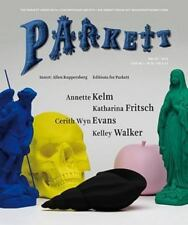 Parkett No. 87: Cerith Wyn Evans, Katharina Fritsch, Annette Kelm, Kelley Walker