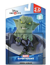 Disney Infinity 2.0 Marvel Superheroes Green Goblin Character Figure