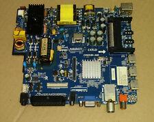MAIN BOARD, PLACA PRINCIPAL, CV9203 - A42, DEL TV TD SYSTEMS K32IPS4H