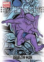 DRAGON MAN / 2013 Marvel Now! (Upper Deck 2014) BASE Trading Card #29